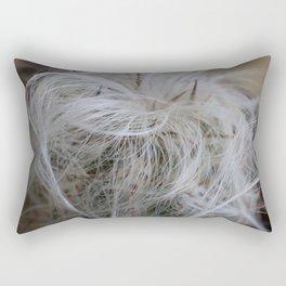 Old Man Cactus Rectangular Pillow
