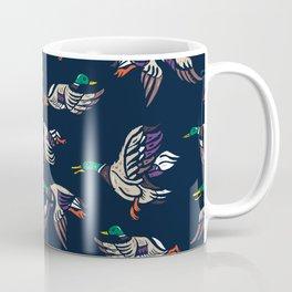 Male Mallard ducks Coffee Mug