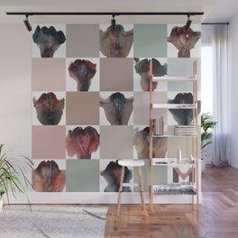 Ashley Lane's Vagina Quilt Wall Mural