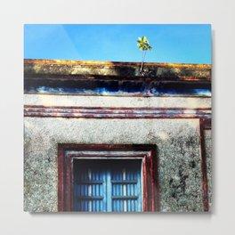 Tree House II Metal Print