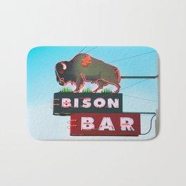 The Bison Bar Bath Mat