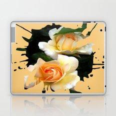 Rose Splashes Laptop & iPad Skin