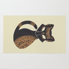 The Egyptian Cat Rug