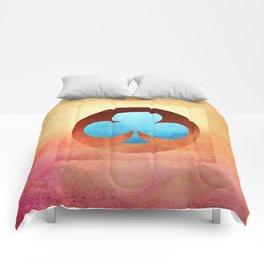Ace of Trefoil III Comforters