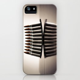 clipped iPhone Case