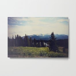 Lake Irwin Metal Print