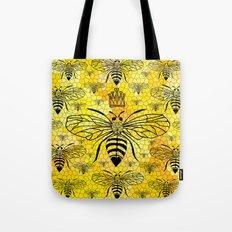 Queen Bee... Tote Bag