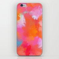blush iPhone & iPod Skins featuring blush by Lasse Egholm