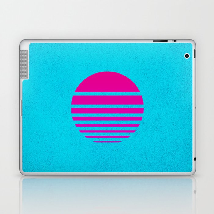 The Day The Sun Died Laptop & iPad Skin