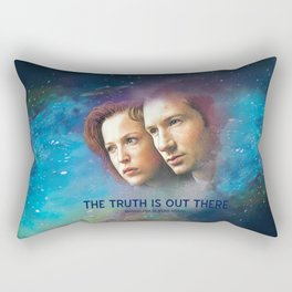 The truth is out there  Rectangular Pillow