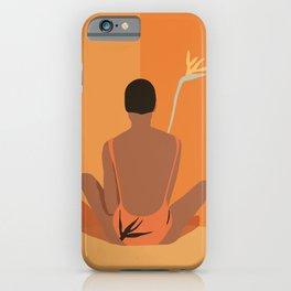 Fashion #Illustration #digitalart iPhone Case