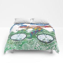 Ze Biker Comforters