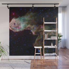 Elephant Trunk Nebula Stellar Nursery Deep Space Telescopic Photograph Wall Mural