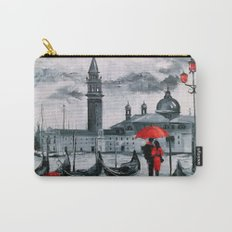 Romantic Venice Carry-All Pouch