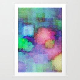 WaterColor#2 Art Print