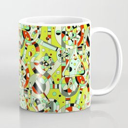 Molecular Mayhem Coffee Mug