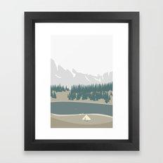 LEJR Framed Art Print
