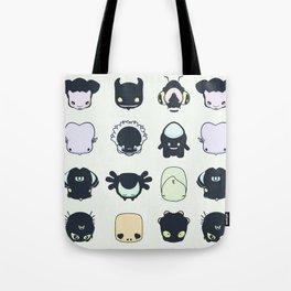 LittleMonsters Tote Bag