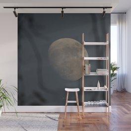 Moon at Three-Quarters Wall Mural