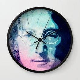 John Lennon Wall Clock