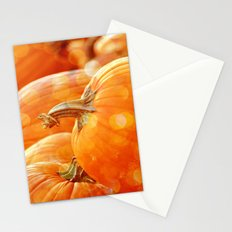 MAGICAL PUMPKINS Stationery Cards