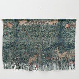 William Morris Greenery Tapestry Wall Hanging
