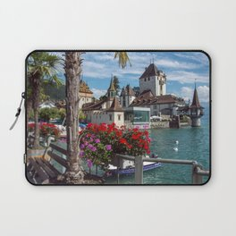 Oberhofen Castle -1 Laptop Sleeve