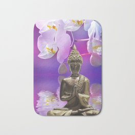 Buddha 12 Bath Mat