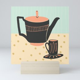 Soothing Tea #2 Mini Art Print