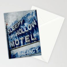 Sleepy Hollow Stationery Cards