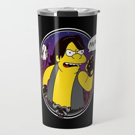 Nelson's Danzig calling out for Mother Travel Mug