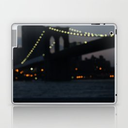 The Brooklyn Bridge Laptop & iPad Skin