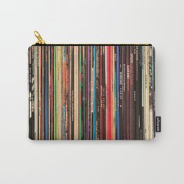 Record Collector Carry-All Pouch