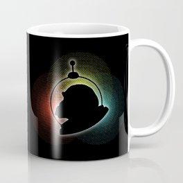 El Chango Espacial (Technicolor) Coffee Mug