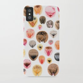 Vulva Variety iPhone Case