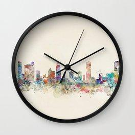 st petersburg florida Wall Clock