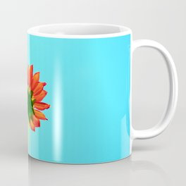 Flower orange 6 Coffee Mug