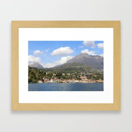 Como, Italy Framed Art Print