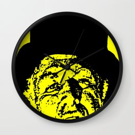 Outlaws of Literature (Ken Kesey) Wall Clock