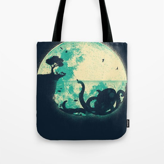 The Big One Tote Bag