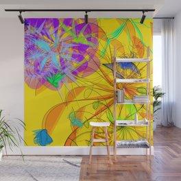 Sibirionetta formosa: digital artwork 4U Wall Mural
