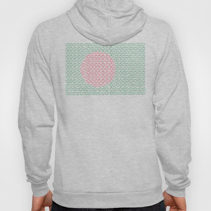 digital Flag (Bangladesh) Hoody
