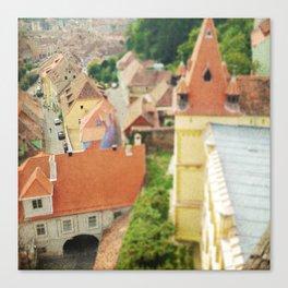 Transylvania III Canvas Print