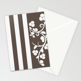Floral 4b Stationery Cards