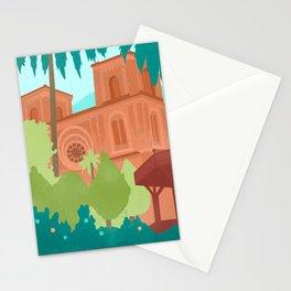 Travel to Ecuador Stationery Cards