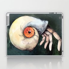 The keen finger Laptop & iPad Skin