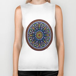 Wholeness Within Biker Tank