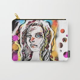 ugly girl Carry-All Pouch