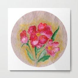 Flor II (Flower II) Metal Print