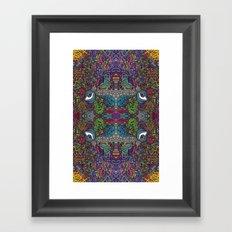 70 Framed Art Print